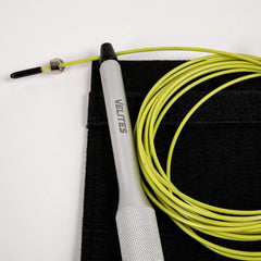 Velites Skipping Ropes One Size / Silver Handles / Unisex Velites Vropes Fire 2.0 Speed Rope
