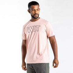 WIT Fitness T-shirts WIT Outline Logo Tee