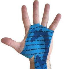WOD&DONE Grips One Size / Blue / Unisex WOD&DONE Hand Protection Grips (Pack of 10)
