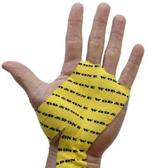 WOD&DONE Grips One Size / Yellow / Unisex WOD&DONE Hand Protection Grips (Pack of 10)