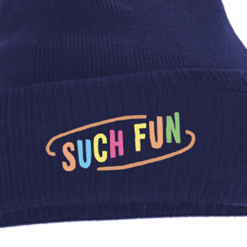 SUCH FUN! Bobble Beanie