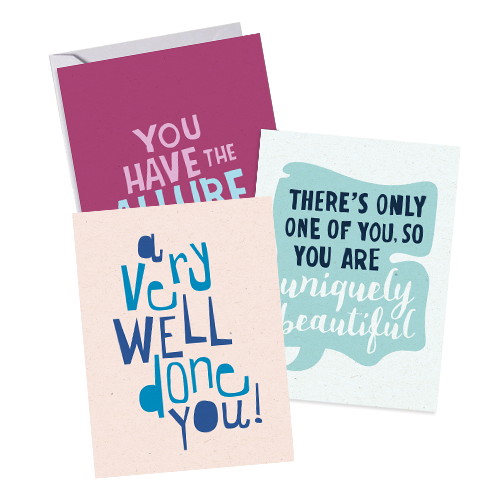Greeting Cards - Set of 10!