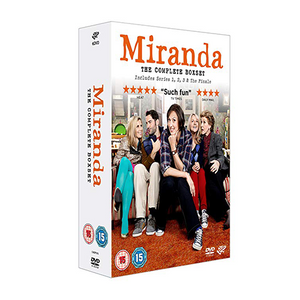 MIRANDA Complete TV Collection - SIGNED