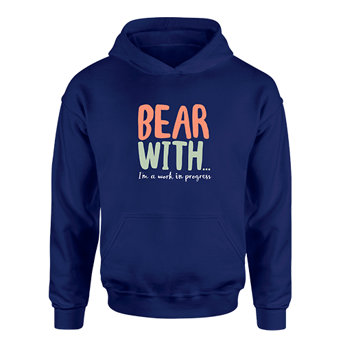 Bear with Hoodie