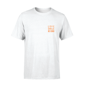 Love, Smile, Be Kind Unisex T-Shirt