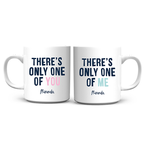 One of Me, One of You - Mug Set