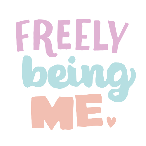 Freely Being Me - Ladies T-Shirt