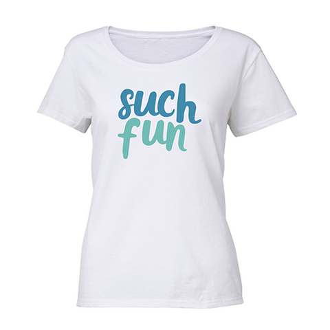 NEW Such Fun Ladies T-Shirt