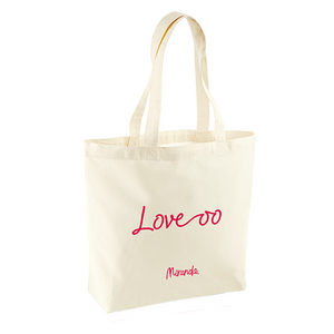 Loveoo Tote Bag
