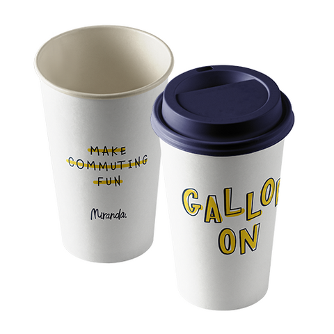 Gallop On Travel Mug