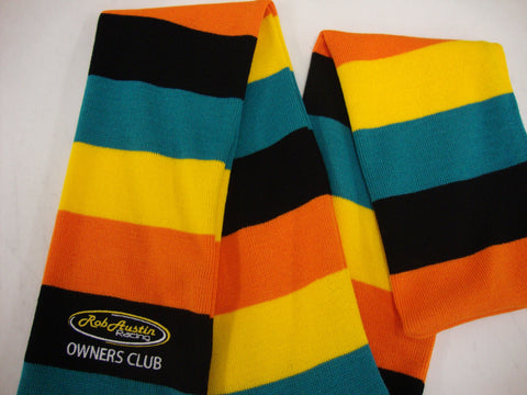 2016 Owners Club Scarf to Clear