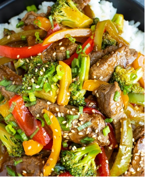 MarketFresh Recipe: Easy Stir Fry Beef