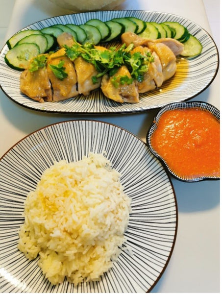 MarketFresh Recipe: Chicken Rice