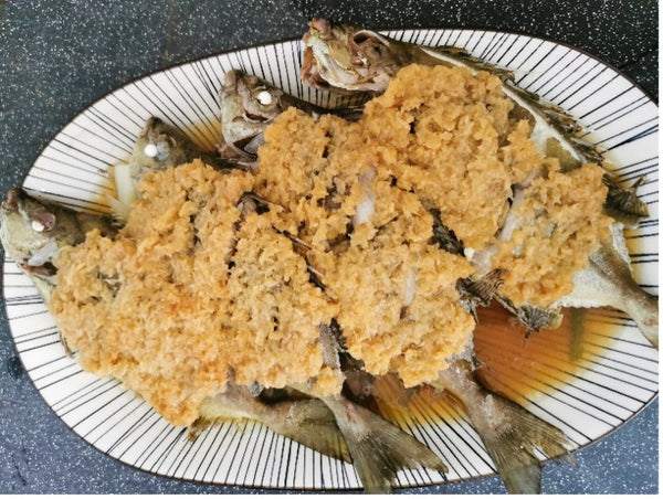 MarketFresh Recipe: Steamed Rabbit Fish With Ginger Sauce