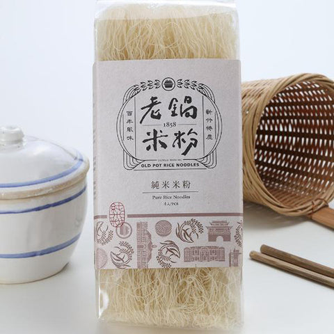 100% Pure Rice Noodle 純米米粉 (200g)