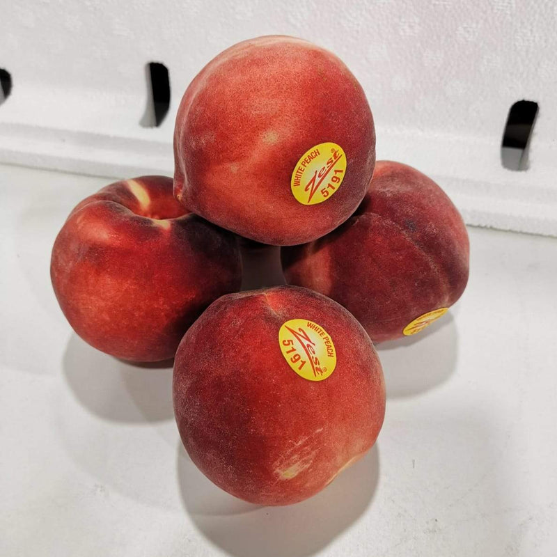 White Peaches (5pcs)