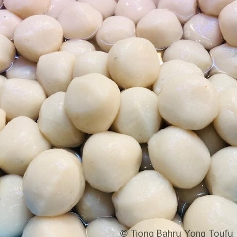 Big Fish Ball (10pcs) 大鱼圆