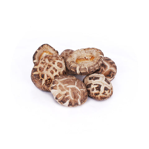 Dried Shiitake Mushrooms (200g)