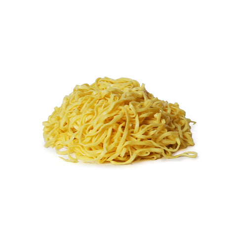 Yellow Noodles - Flat (500g) (黄面 - 扁)