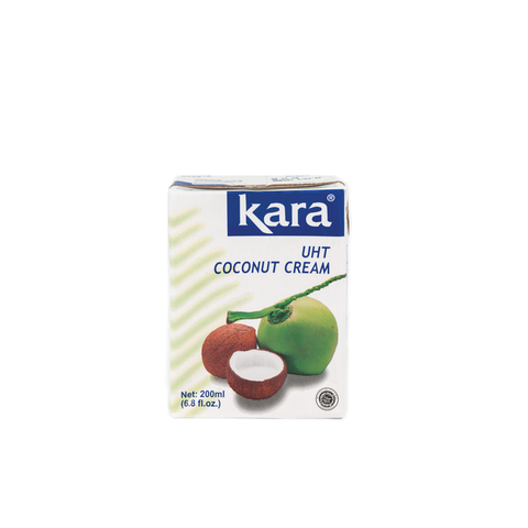 Kara UHT Coconut Cream (200ml)