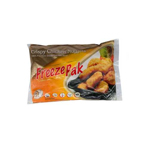 Freeze Pak Crispy Chicken Nuggets