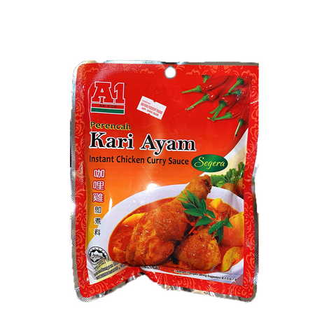 A1 Kari Ayam Instant Chicken Curry Sauce