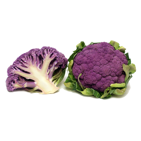 Cauliflower - Purple (紫色菜花) (700g)
