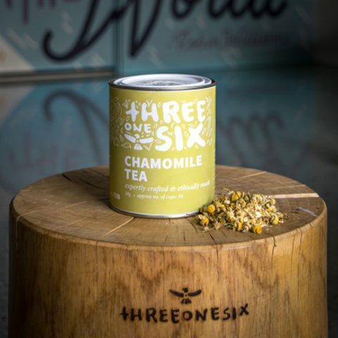 Chamomile Tea by three one six (50g)