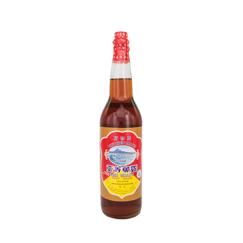 Chu Zhen Brand First Grade Fish Gravy (750ml)