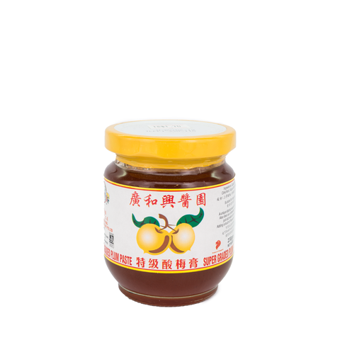 Kwong Woh Hing Super Graded Plum Paste (230g)