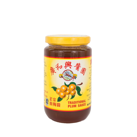Kwong Woh Hing Traditional Plum Sauce (460g)