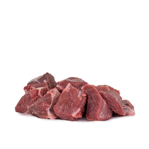 Lamb Curry Cut With Bones (500g)