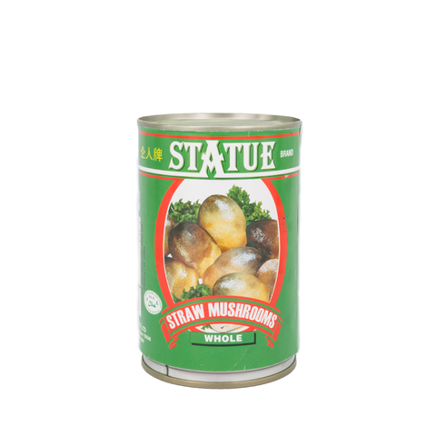 Statue Brand Straw Mushrooms Whole (425g)