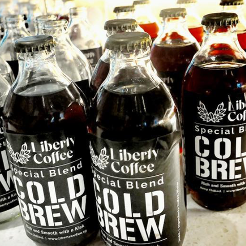 Liberty Coffee Cold Brew Black