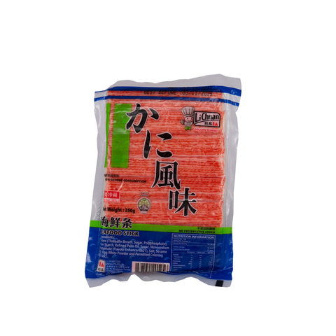 Li Chuan Seafood Sticks (Crab Sticks)
