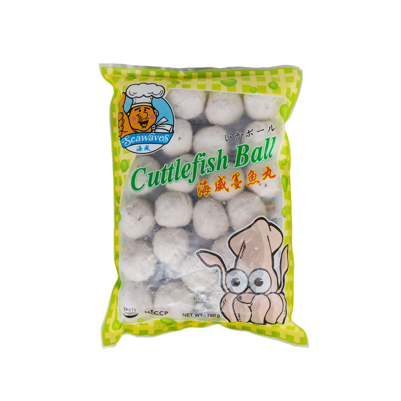 Seawaves Cuttlefish Ball (Big packet)