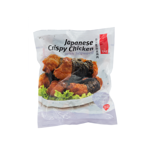 Tay Brand Japanese Crispy Chicken With Seaweed