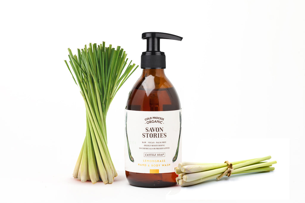 Verbena & Lemongrass Hand & Body Wash