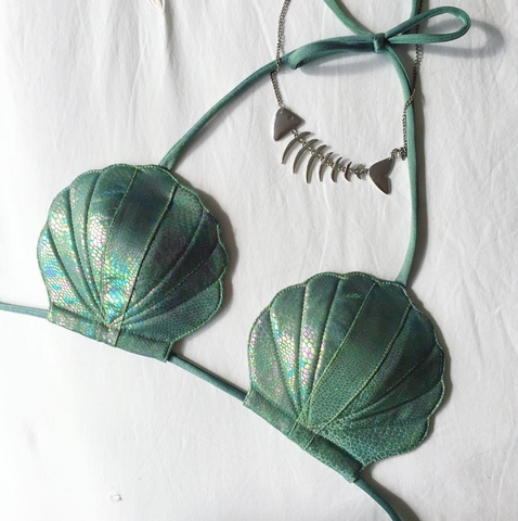 Serpent Seashell Top (S)
