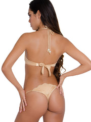 Pearl Minx Seashell Thong Bottoms