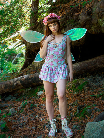 Thumbelina Swimdress (L and XL only- Final Sale)