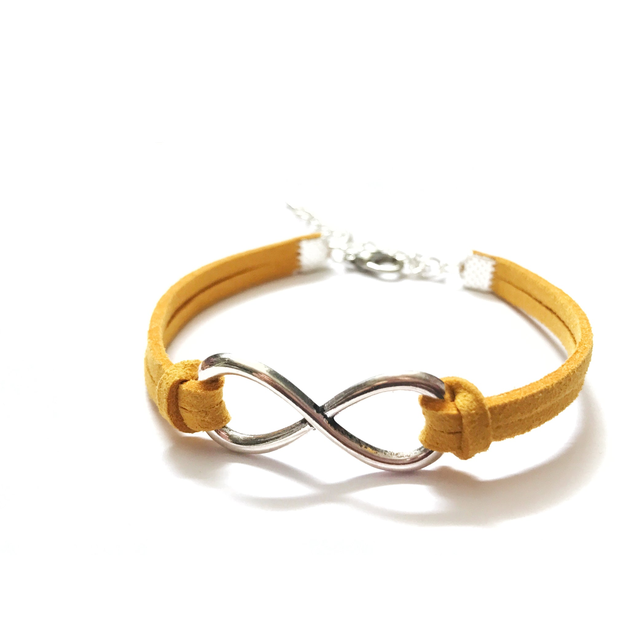 bracelet carrie rg k rose products gold infinity