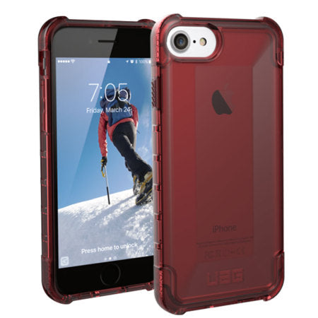 iPhone 8 UAG Plyo Crimson