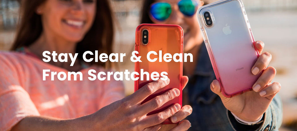 Stay Clean & Clear From Scratches, Prodigee Phone Case