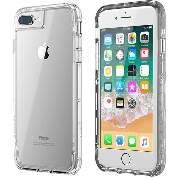 Griffin Survivor Clear iPhone 8 Plus / 7 Plus Impact Case