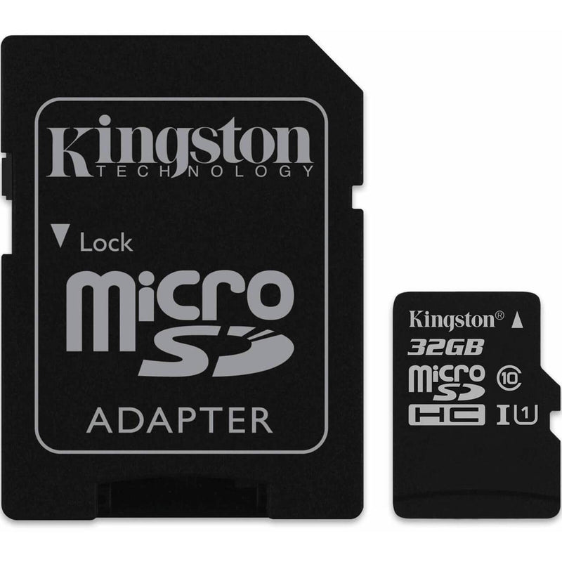 Kingston 32GB Micro SD Card SDHC