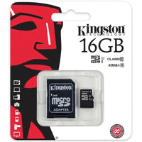 Kingston 16GB Micro SD Card SDHC