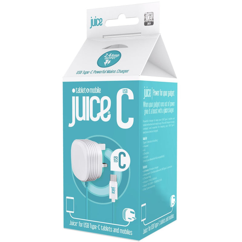 Juice Type C Mains Charger 1.5m