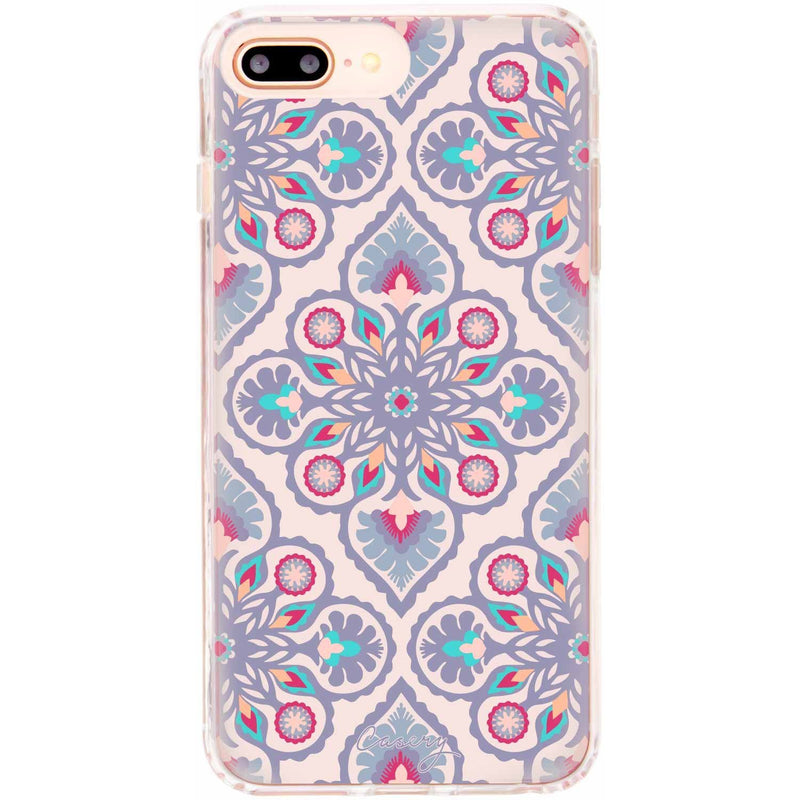 Casery Jewel Floral iPhone 8 Plus Case