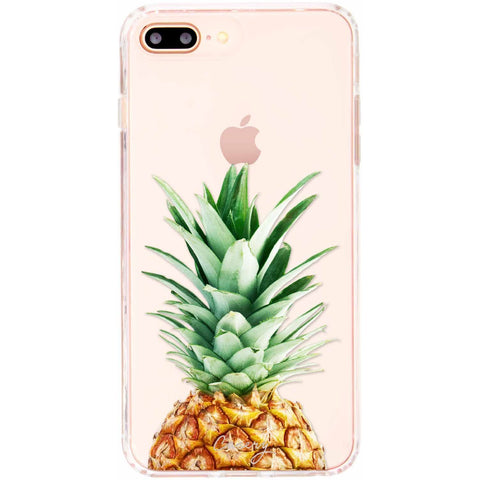Casery Pineapple iPhone 8 Plus Case